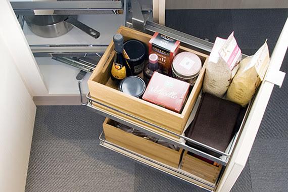 Kitchen Storage Ideas | Storage Solutions from HouseLogic
