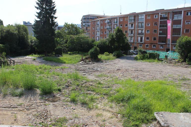 Ambito de Alarde-Olaketa, el proyecto de regeneración que estaría más avanzado en trámites.