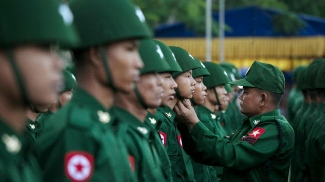 Myanmar military says it's taking control of the country https://ift.tt/36tY63A