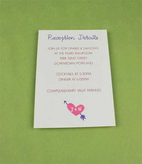 78 Best images about DIY Wedding RSVP & Enclosure Card