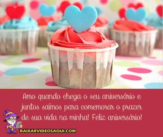 Feliz Aniversário Para O Seu Amor Com As Mais Belas Mensagens E Imagens