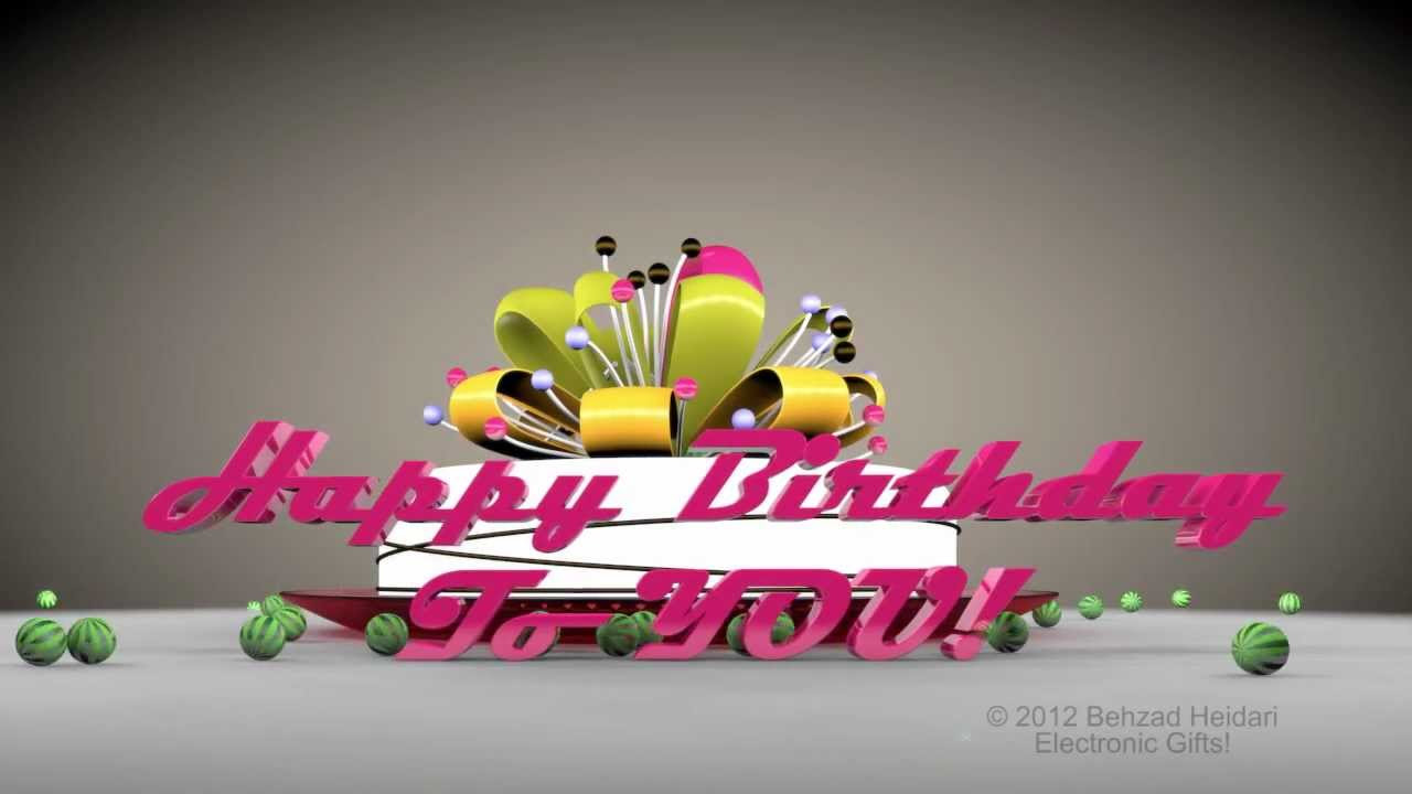 Best Of Happy Birthday Wishes Free Video Download