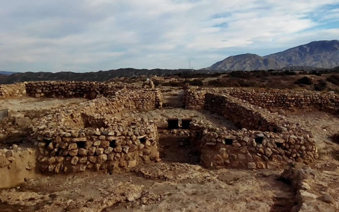 Resultado de imagen de Ciudad Ibero Romana de Basti
