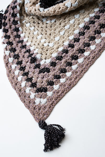 Monaco Shawl (Crochet)