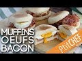 Recette Muffin Anglais Oeuf
