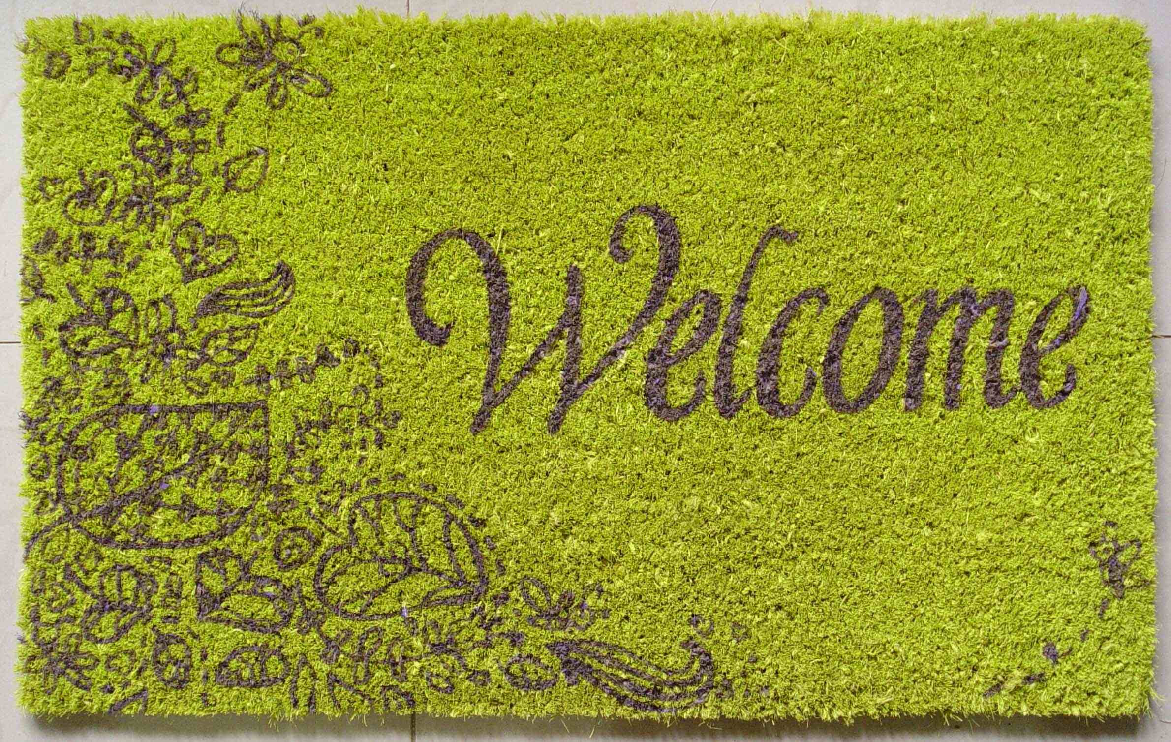 Entryways Creates a New & Affordable Entry Mat Collection