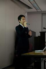 吉岡 龍右さん, JJUG + SDC JavaOne 報告会, Sun Microsystems 神宮前オフィス