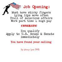 Funny Job Opening