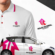 galeri desain logo  perusahaan rental mobil maju gl