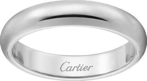 CRB4036700   1895 wedding ring   Platinum   Cartier