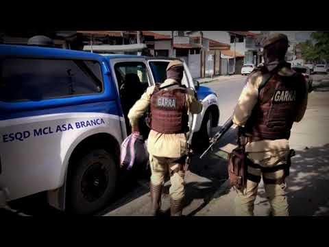 GUARNIÇÃO DO GARRA APREENDE COCAÍNA, CRACK E MACONHA NA MANGABEIRA