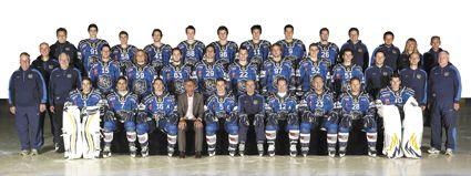 HC La Chaux-de-Fonds 2012, HC La Chaux-de-Fonds 2012
