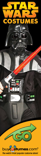 Star Wars Costumes & Party Supplies