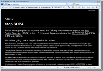 SOPA Oreilly geeklit.com
