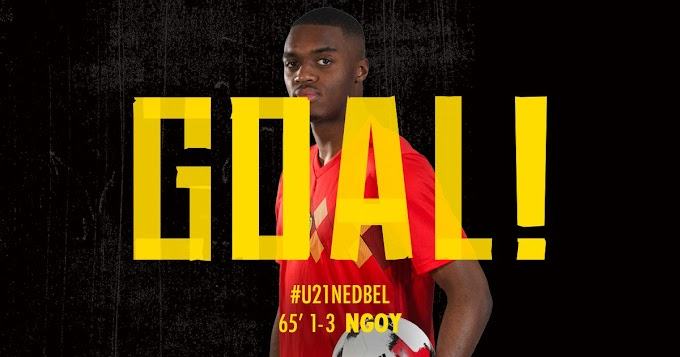 International Duty: Ngoy Scores as the Red Devils Ease to Victory