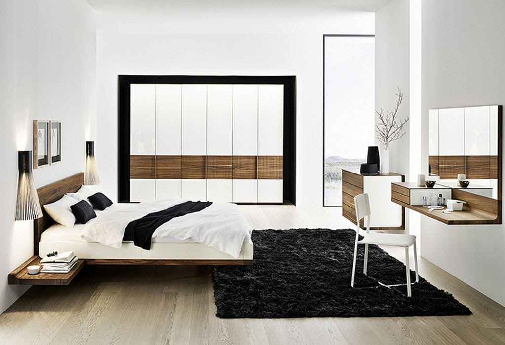 Modern Beds for Contemporary Bedrooms from SMA - DigsDigs