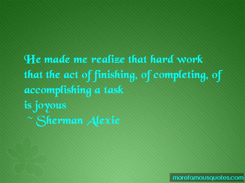 Quotes About Finishing A Task Top 4 Finishing A Task Quotes From