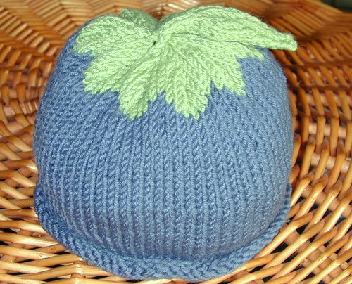 Baby Blueberry Hat