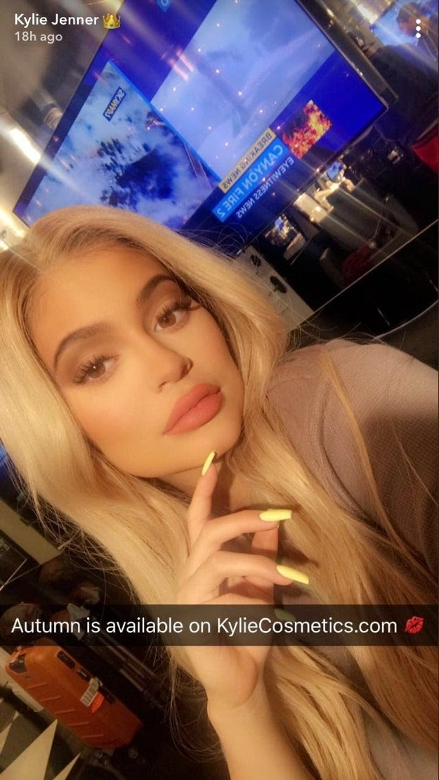 OoOOhhh! Kylie Jenner has a new lip color coming out!!!! But wait.