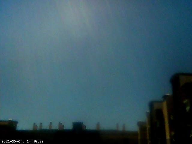 Imagen Webcam Poniente