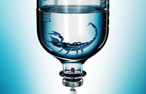 Blue Scorpion Venom: Cuba's Miracle Drug