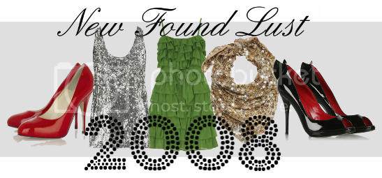 New Found Lust 2008