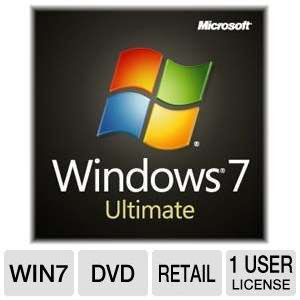 Windows 7 Ultimate Licence