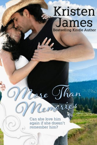 More Than Memories by Kristen James