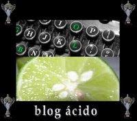 Blog ácido