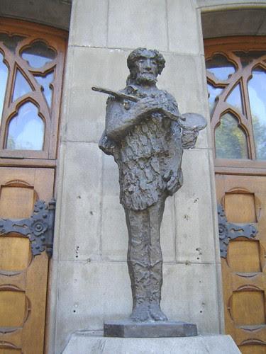 Johannes Kastaja, St John the Baptist