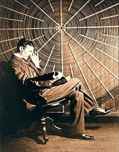 Nikola Tesla bobina