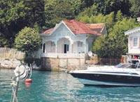 Istanbul house