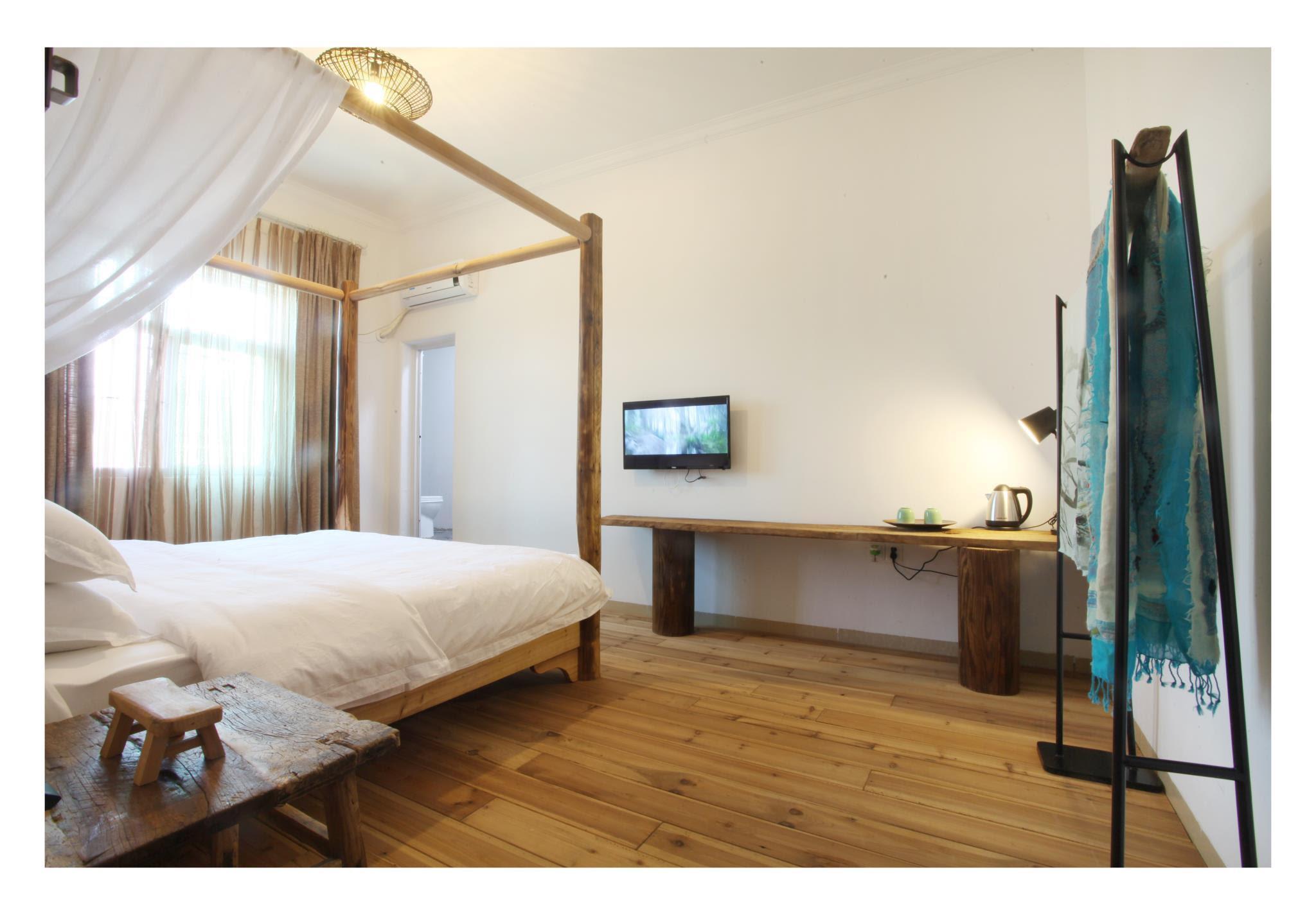 hotel near Xiamen Xiamen Yangxue Flower House-King Room A