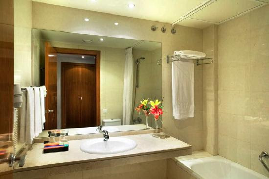hotel baño