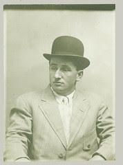 Man with bowler