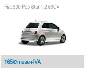 Fiat 500 Pop Star 1.2 69CV