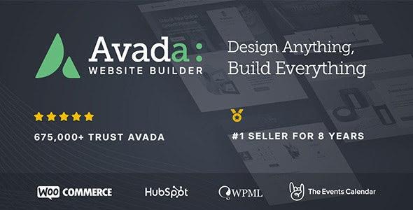 Free Download Avada V7.4.1 Responsive Multi-Purpose Wordpress Theme