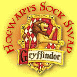 Gryffindor Button