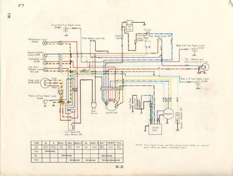 Honda Ct70 Wiring Diagram