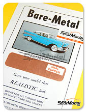 Material by Bare Metal Foil Co - Real Cooper - 16 x 60 cm - 1 units