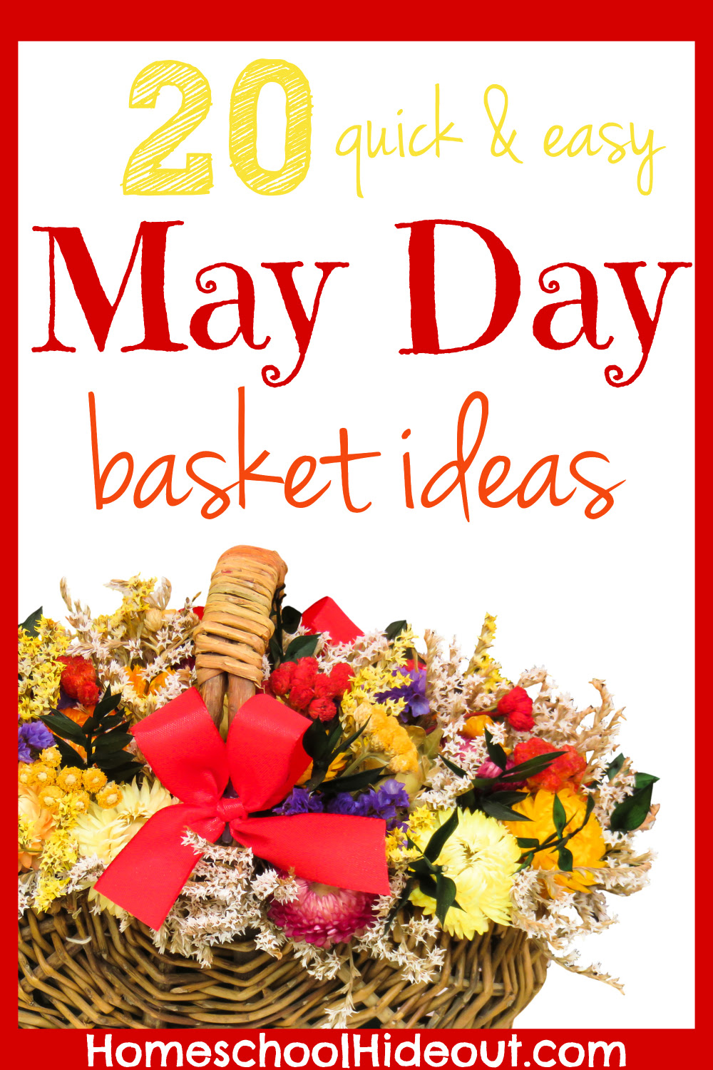 20 Simple Cheap May Day Ideas Homeschool Hideout