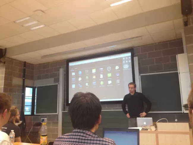 Window Apps to run on Android,  Wine for Android coming soon