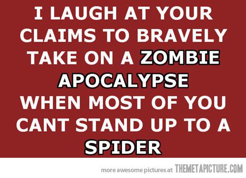 Funny Zombie Quotes. QuotesGram