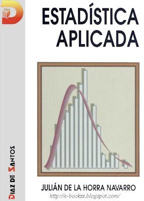Resultado de imagen para Estadística Aplicada - Julián De La Horra Navarro