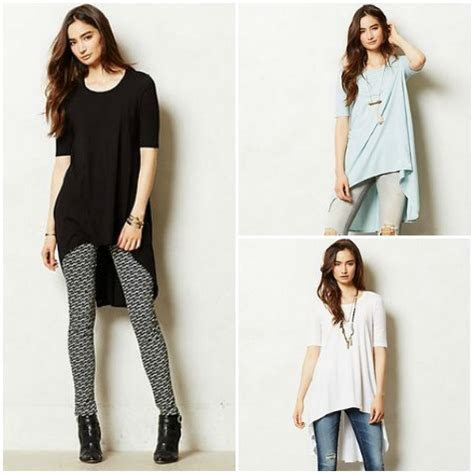Where to Find Long Shirts to Wear with Leggings ? Carey
