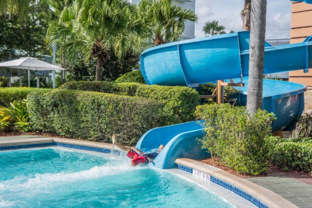 Pool Water Slides: Top 5 Reasons Why Fall Is The Time To Plan!