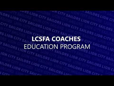 LCS Football Academy Coaches Education Programme