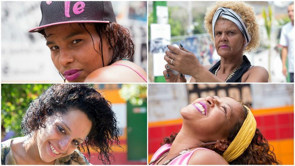 Mulheres da Cracolândia  (Foto: Adri Felden/Argosfoto )
