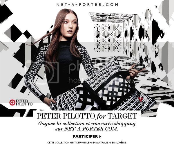 peter pilotto for target at Net-a-porter