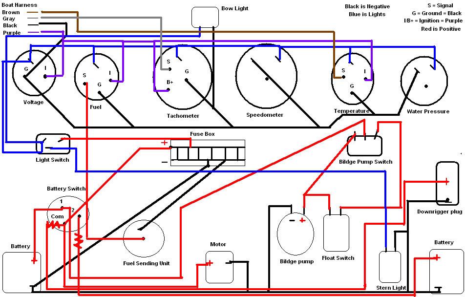 35 Sea Ray Boat Wiring Diagram